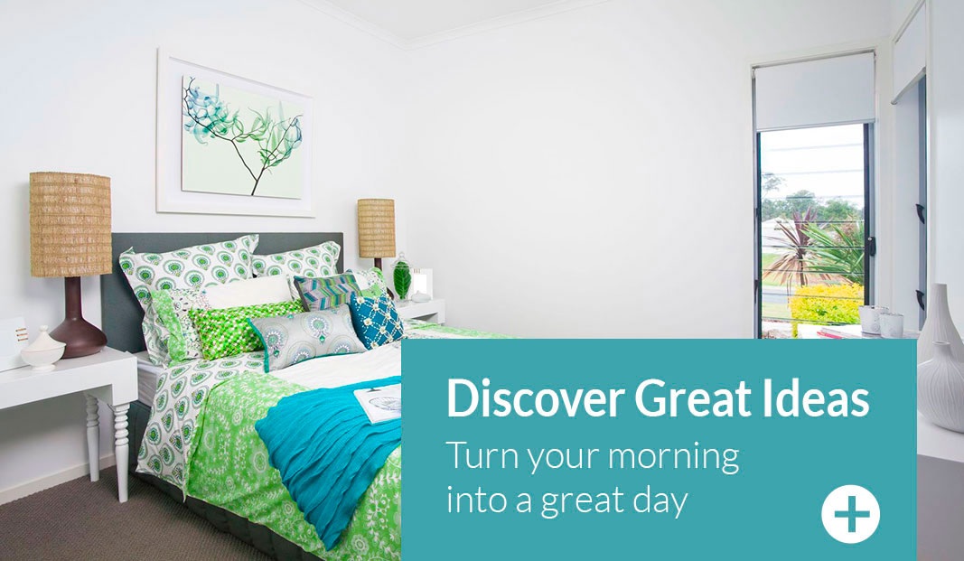 Discover Great Ideas - Turn your morning into a great day