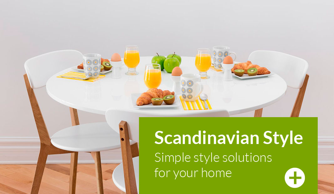 Scandinavian Style - Simple style solutions for your home