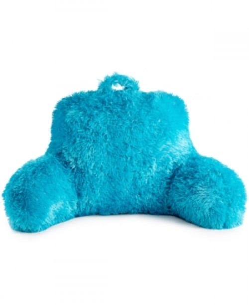 Closeout! Backrest Pillow Turquoise Bedding
