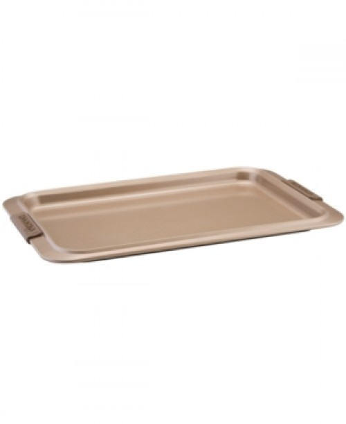 "Anolon Advanced Bronze 10"" x 15"" Cookie Sheet"