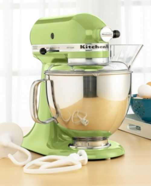 KitchenAid KSM150PS Artisan 5 Qt. Stand Mixer + Free Food Grinder Attachment, a $49.99 Value